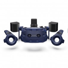 Шлем виртуальной реальности HTC Vive Pro, синий