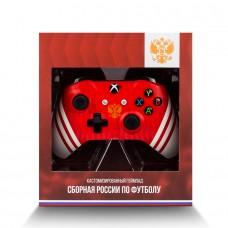 "Геймпад RAINBO Xbox One Wireless Controller ""Сборная России"""