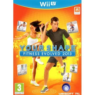 Your Shape : Fitness Evolved 2013 (Wii U)