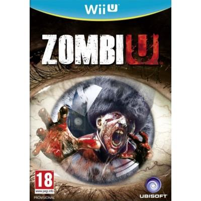 Zombi U (русская версия) (Wii U)