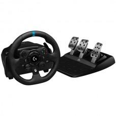 Руль Logitech G G923 TRUEFORCE PS4, black
