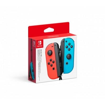 Геймпад Nintendo Switch Joy-Con controllers Duo, красный/синий