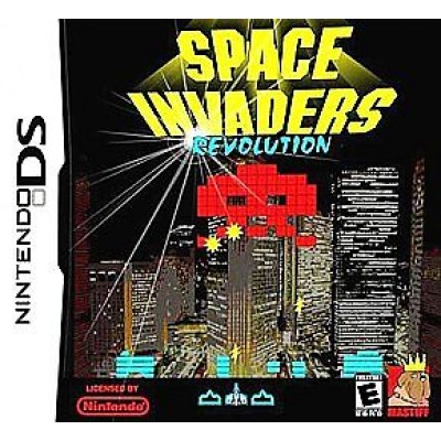 Space Invaders Revolution (DS)