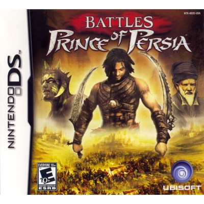 Prince of Persia Battles (DS)