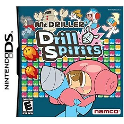 Mr. Driller Drill Spirits (DS)