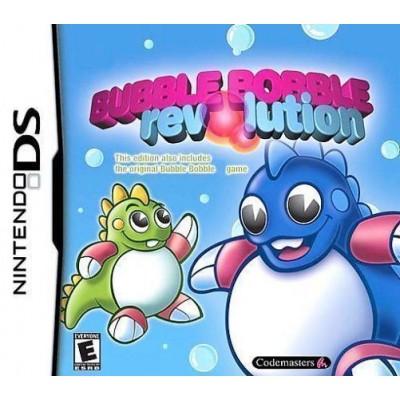 Bubble Bobble Revolution (DS)