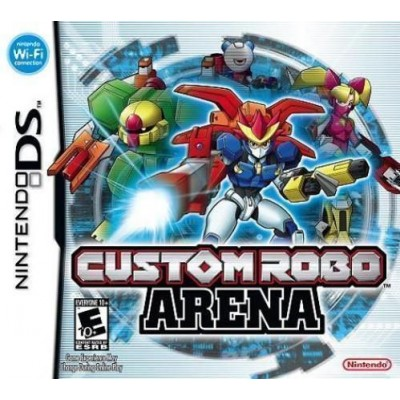 Custom Robo Arena (DS)