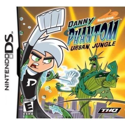 Danny Phantom Urban Jungle (DS)