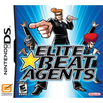 Elite Beat Agents (DS)