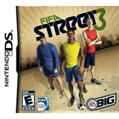 FIFA Street 3 (DS)