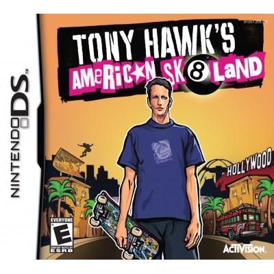 Tony Hawk`s American Sk8teland (DS)