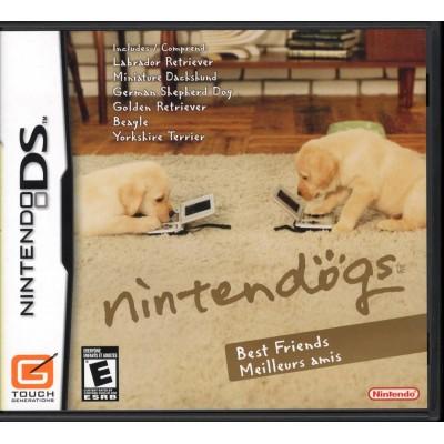 NintenDogs Best Friends (DS)