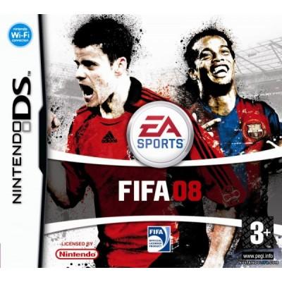 FIFA Soccer 08 (DS)