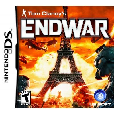 Tom Clancy`s End War (DS)