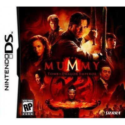 The Mummy Tomb of the Dragon (DS)