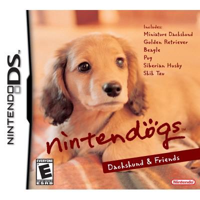 NintenDogs Dachshund & Friends (DS)