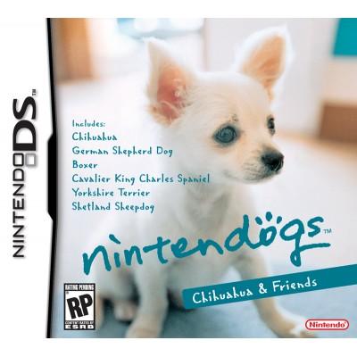 NintenDogs Chihuahua & Friends (DS)