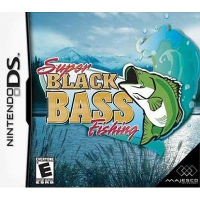 Super Black Bass Fishing (DS)