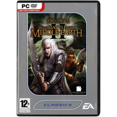 The Lord of the Rings: The Battle for Middle - Earth (PC)