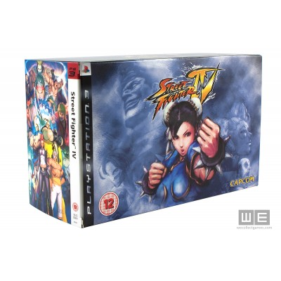 Street Fighter IV Collector`s Edition (PS3)