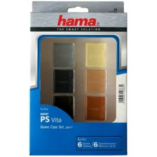 "Hama 114129 Футляры 6 в 1 ""Game Case Set"""