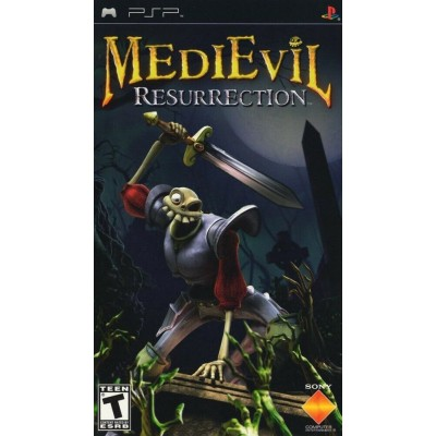 MediEvil Resurrection. Essentials (Русская версия) (PSP)