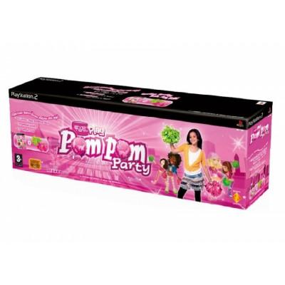 EyeToy: Play PomPom Party (w/Camera) (PS2)