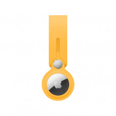 Брелок-подвеска для AirTag, ярко-жёлтый цвет