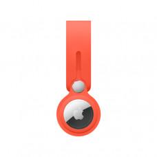 Брелок-подвеска для AirTag, цвет «солнечный апельсин»