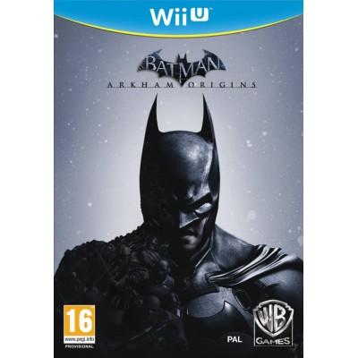 Batman: Летопись Аркхема (русская версия) (Wii U)