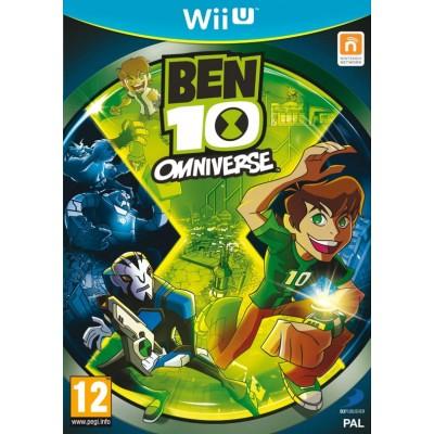 Ben 10: Omniverse (Русская версия) (Wii U)