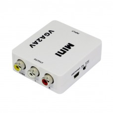 Переходник VGA2AV Video Converter