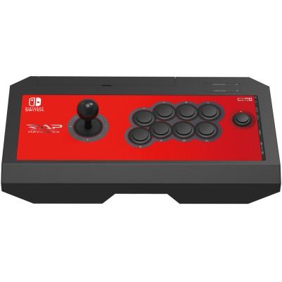 Nintendo Switch Аркадный контроллер Hori Pro.V Hayabusa для консоли Switch, PC (NSW-006U)