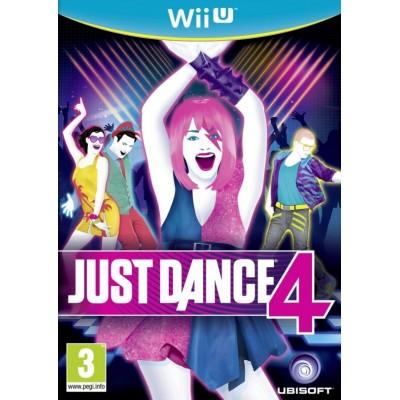 Just Dance 4 (Wii U)