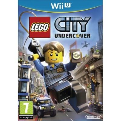 LEGO City: Undercover (русская версия) (Wii U)
