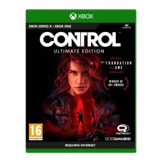 Control Ultimate Edition (русские субтитры) (Xbox One/Series X)
