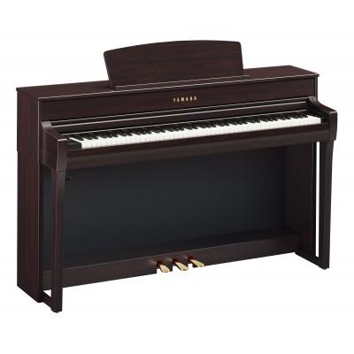 Цифровое пианино YAMAHA CLP-745 палисандр