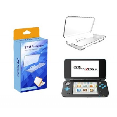 Накладки TPU Protector Nintendo 2DS XL