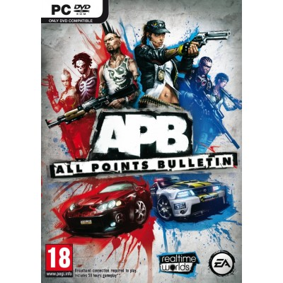 All Points Bulletin (русская версия) (DVD Box) (PC)