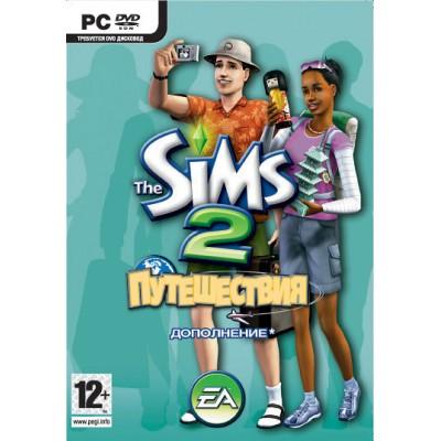 The Sims 2. Путешествия (русская версия) (DVD Box) (PC)