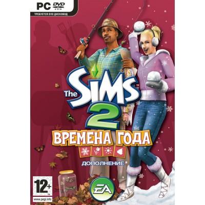 The Sims 2. Времена года (русская версия) (DVD Box) (PC)