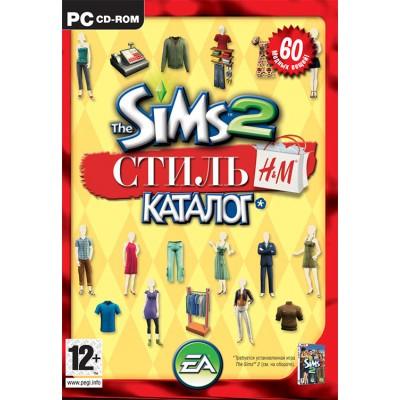 The Sims 2. Стиль H&M. Каталог (русская версия) (DVD Box) (PC)