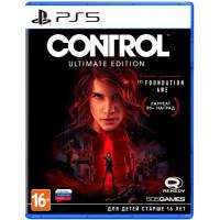 Control Ultimate Edition (русские субтитры) (PS5)