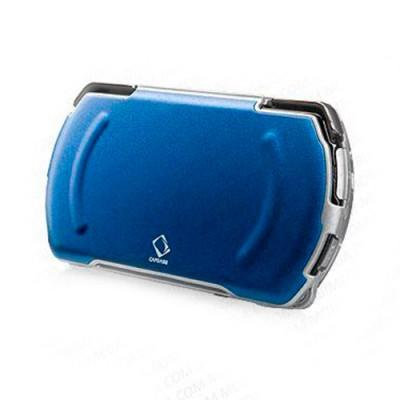 Capdase Alumor Metal Case Blue для PSP Go