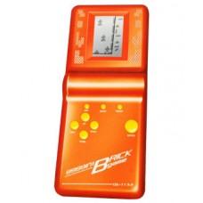 Портативная игровая приставка Simba's Brick Game (тетрис ) оранжевый