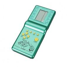 Портативная игровая приставка Simba's Brick Game (тетрис ) зеленый