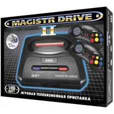 Приставка Sega MegaDrive 2 16 bit