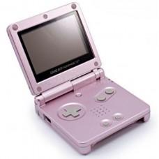 Игровая приставка Nintendo Game Boy Advance SP, розовый