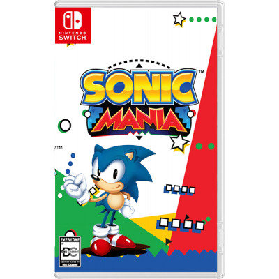 Sonic Mania (Nintendo Switch)