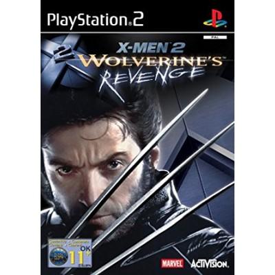 X-men 2: Wolverine`s Revenge (PS2)